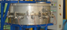 "Reactors for the CNTs ""Taunit"" production semi-continuous"
